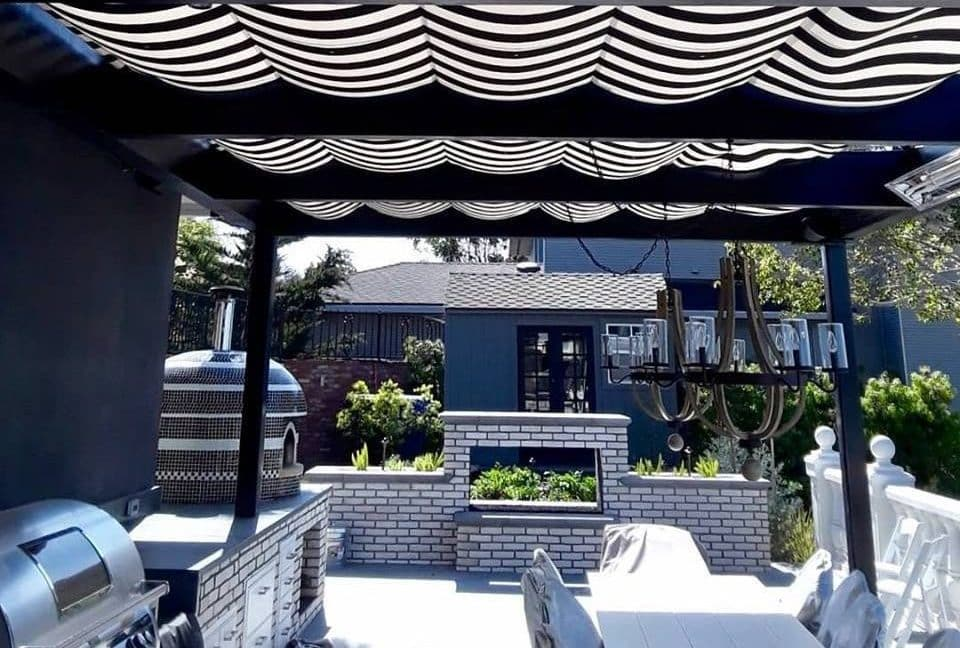 Mission Hills Outdoor Kitchen