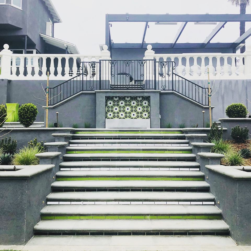 Mission Hills Stairs