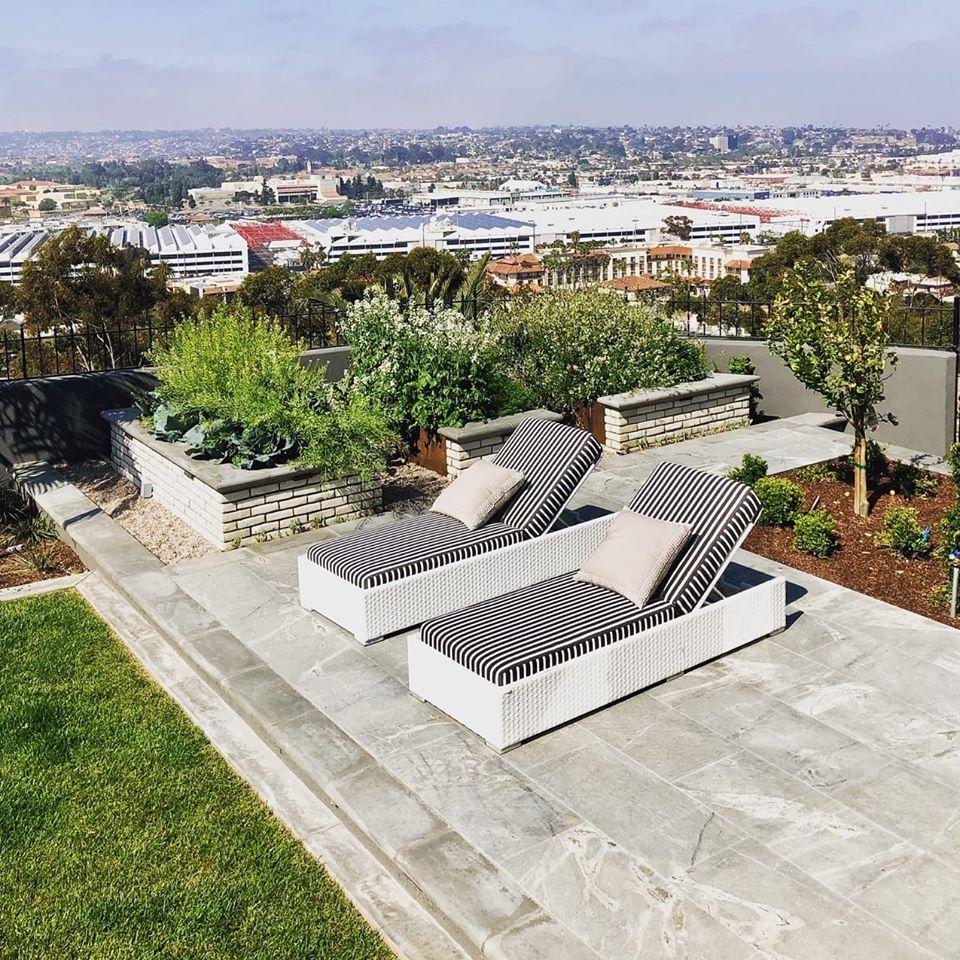 Mission Hills Vegetable Garden